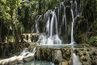 Cascada en Tapijulapa, Tabasco