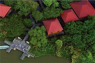 Centro de interpretación Casa del agua