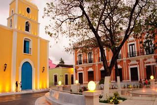 Parque de la ciudad del Carmen, Campeche
