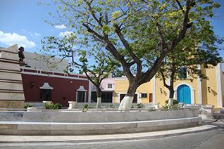 Centro histórico de Ciudad del Carmen, Campeche