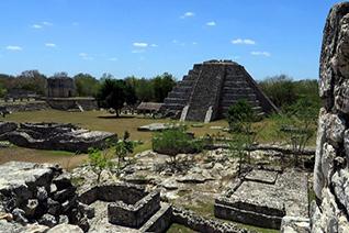Zone archéologique de Balamkú