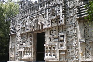 Balamkú le temple du jaguar