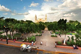 Mérida ciudad blanca