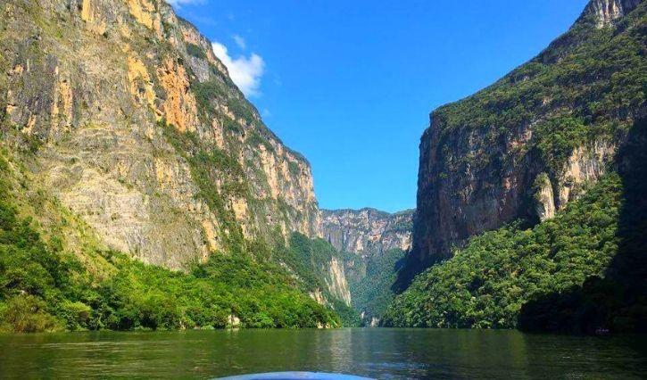 Maravilla natural de Chiapas y de México
