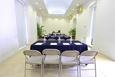 Área de sala de reuniones