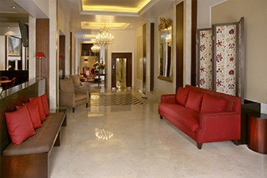Lobby general del Hotel