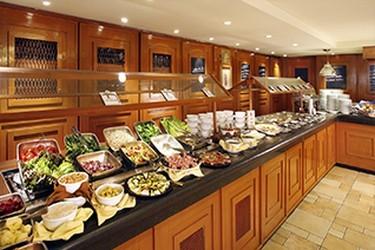 Barra de buffet